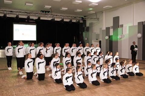 Erfolgreicher Präsentationsabend der Tanzsportgruppen in